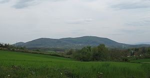 Kosmaj - Panoramic view on Kosmaj