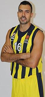 Kostas Sloukas Greek professional basketball player