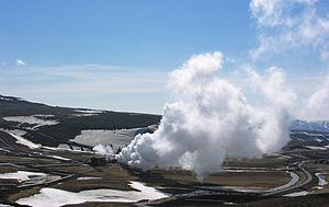 border|22x20px Iceland, Krafla geothermal powe...