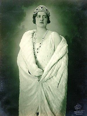 Maria of Yugoslavia - Image: Kraljica marija