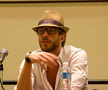 alt=Description de l'image Kristen Holden-Ried at Fan Expo 1.jpg.