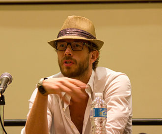 Kris Holden-Ried - Holden-Ried at the August 2011 Fan Expo