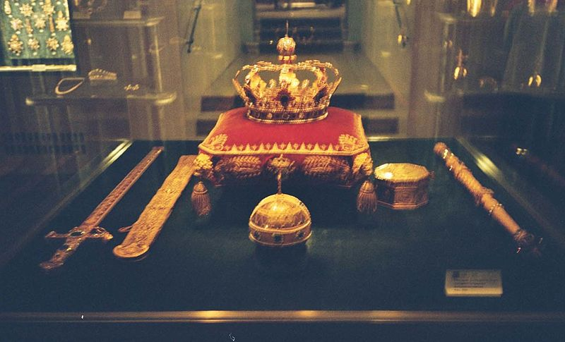 Bavarian Crown and Regalia, Royal Treasury Munich