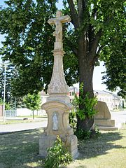 Krucifix z roku 1793