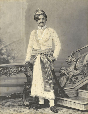 Ranjitsinhji - Ranjitsinhji circa 1910