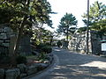 Kurume castle kabukigomon2.JPG