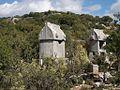 Kyaneai Westnekropole Akropolis.JPG