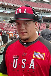 3d03b1353 Kyle Schwarber at the 2015 All-Star Futures Game