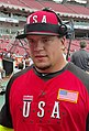 Kyle Schwarber, 2015 All-Star Futures Game.jpg