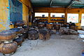 LANGAR; preparation area of free food to the needy at Golra Sharif 4.JPG