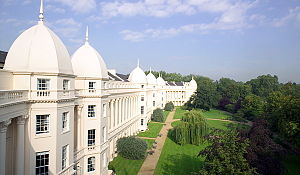 London Business School - The Sussex Palace, main campus of the London Business School in London