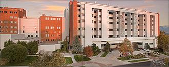 LDS Hospital - Image: LDS Hospital