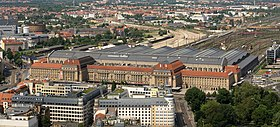 Image illustrative de l'article Gare centrale de Leipzig