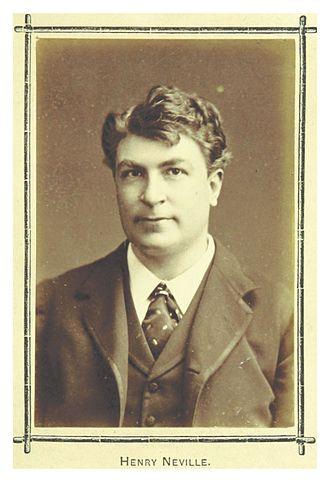 Henry Gartside Neville - Henry Neville (1877)