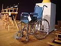 LOST Auction - Locke's wheelchair (4970495090).jpg
