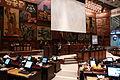 La Asamblea Nacional, rindió homenaje póstumo al Futbolista Christian Benítez (9466388467).jpg