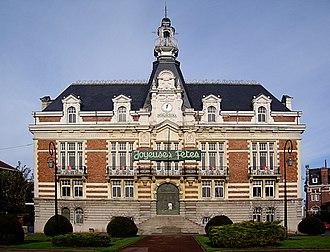 La Bassée - Image: La Bassée Hotel de ville