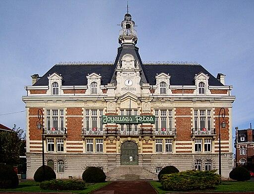 La Bassée Hotel de ville