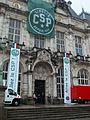 La Mairie de Limoges aux couleurs du Limoges CSP.JPG