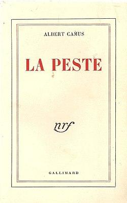 """Résultat de recherche d'images pour """"albert camus la peste"""""""