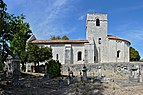La Rochebeaucourt-et-Argentine 24 Église d'Argentine SSW 2013.jpg
