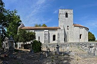 La Rochebeaucourt-et-Argentine Commune in Nouvelle-Aquitaine, France