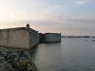 Canton of Hennebont - Citadel of Port-Louis