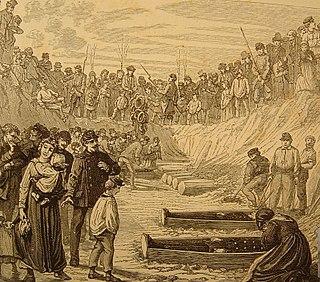 la fosse commune au Père-Lachaise