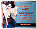 Lady of the Pavements lobby card.jpg