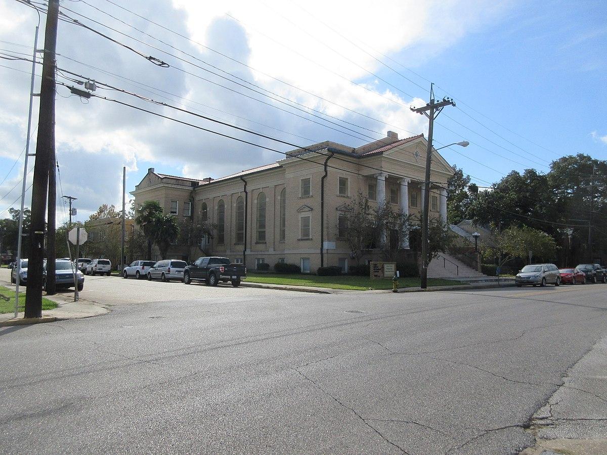 First United Methodist Church Lafayette Louisiana Wikipedia