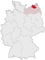 Lage des Landkreises Nordvorpommern in Deutschland.png