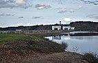 Lake Eupen and the Dam of the Vesdre, Belgium (VeloRoute intersection 41, DSCF3716).jpg