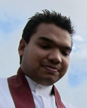 Namal Rajapaksa - Image: Lakshman Namal Rajapaksa