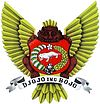 Official seal of Kota Kediri