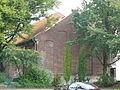 Landesarbeitsgericht Hamburg, Turnhalle der ehemaligen Volksschule, NW-Ansicht.jpg