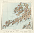 Landgeneralkart 14, Lofoten, 1939.jpg