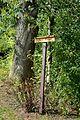 Landschaftsschutzgebiet Solling – Lunau-Tal bei Hardegsen - An den drei Eichen - Hinweisschild.jpg