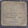 Landshut Stolperstein Marx, Ludwig.jpg