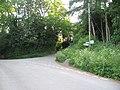 Lane to Trefnanney - geograph.org.uk - 1328174.jpg