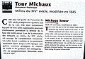 Langres. Informations sur la tour Michaud.jpg