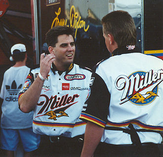 Larry Dixon (dragster driver) - Larry Dixon