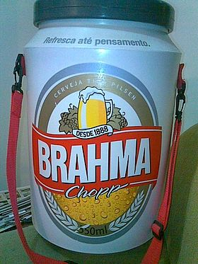 Image illustrative de l'article Brahma (bière)