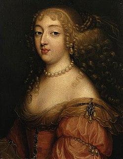 Laura Mancini Duchess of Mercœur