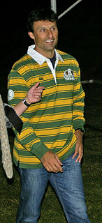 Laurie Daley Australian rugby league player and coach