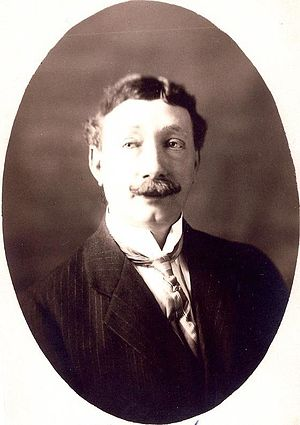 Francis Grierson - Image: Lawrence Waldemar Tonner
