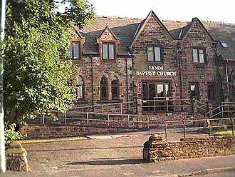 Lymm Baptist Church -  Lymm Baptist Church, Lymm, Warrington