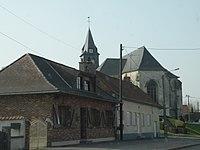 Le Boisle - église.JPG