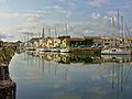 Le Port de Marans - Charente Maritime.jpg