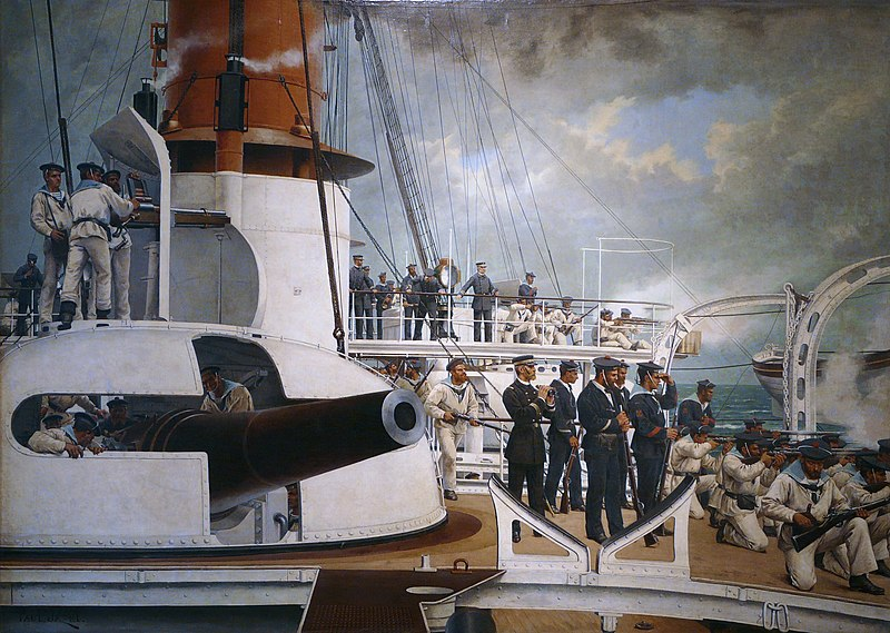Battleship Vauban