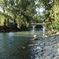 Le pont sur l'Isère à l'aval du moulin.png